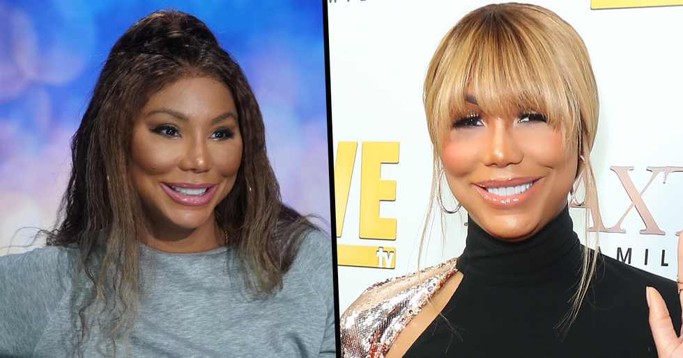 Tamar Braxton 911 Caller Says She Attempted Suicide in L.A Hotel