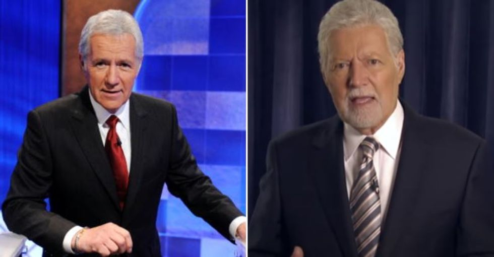 Alex Trebek Says He Will Stop Cancer Treatment If Chemotherapy Fails