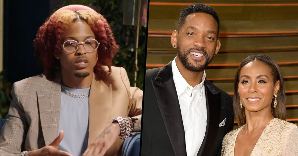 August Alsina Speaks Out After Jada and Will Smith's Red Table Talk