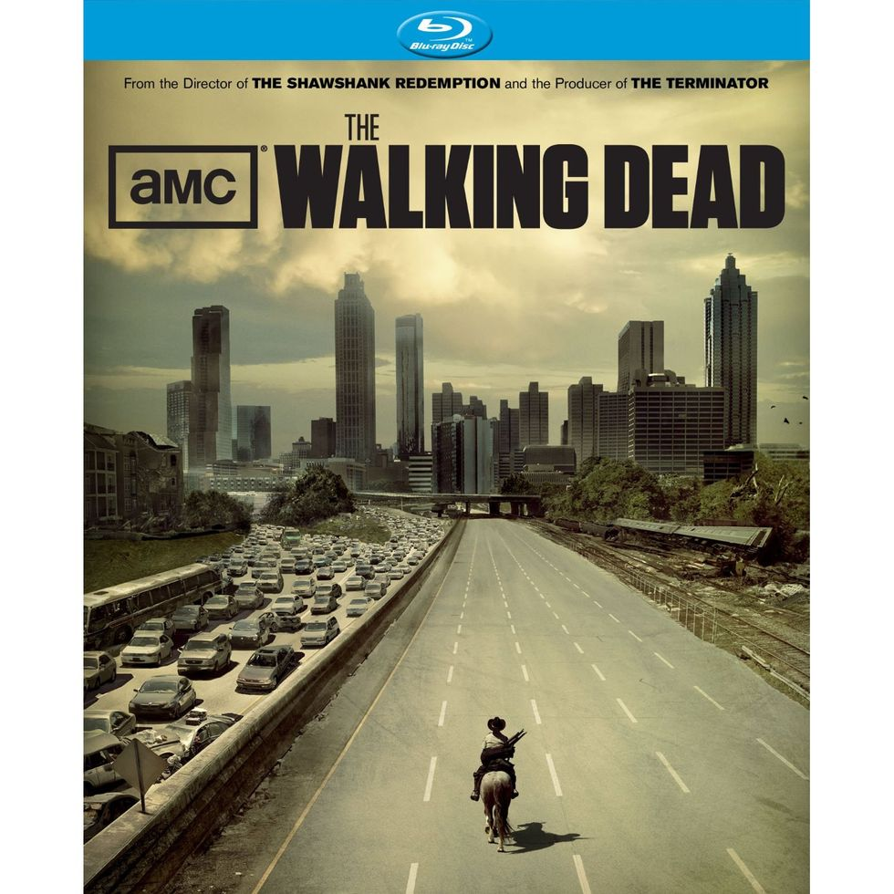 Outrageous, Addicting The Walking Dead: Season One On Blu-ray & DVD