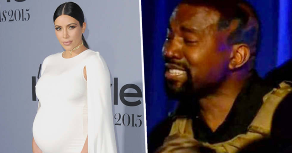 Kardashians Shocked and Upset Over Kanye's Claim That He Considered Abortion