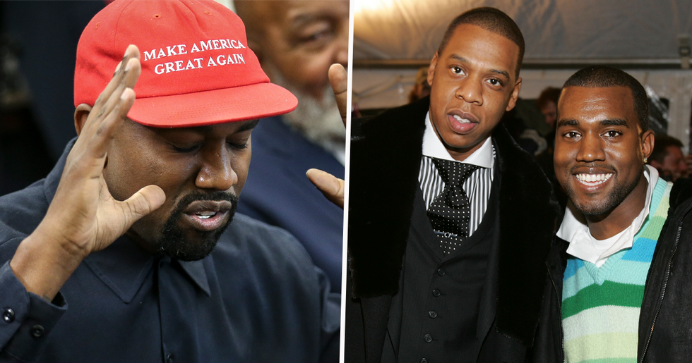 Kanye West Says He Wants Jay-Z as His Running Mate on Presidential Ticket