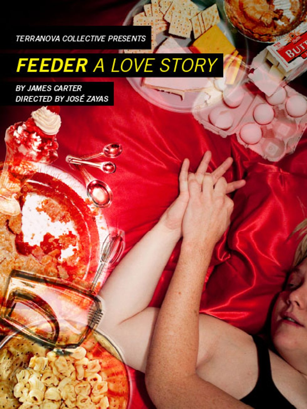 Stage Notes: Feeder, A Love Story