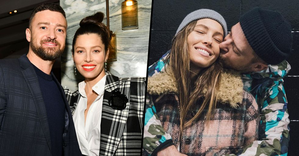 Jessica Biel and Justin Timberlake Reportedly Welcome Secret Baby