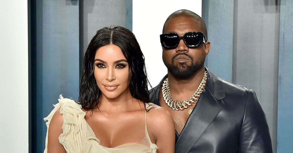 Kanye West Just Humiliated Kim Kardashian in the Most Horrible Way