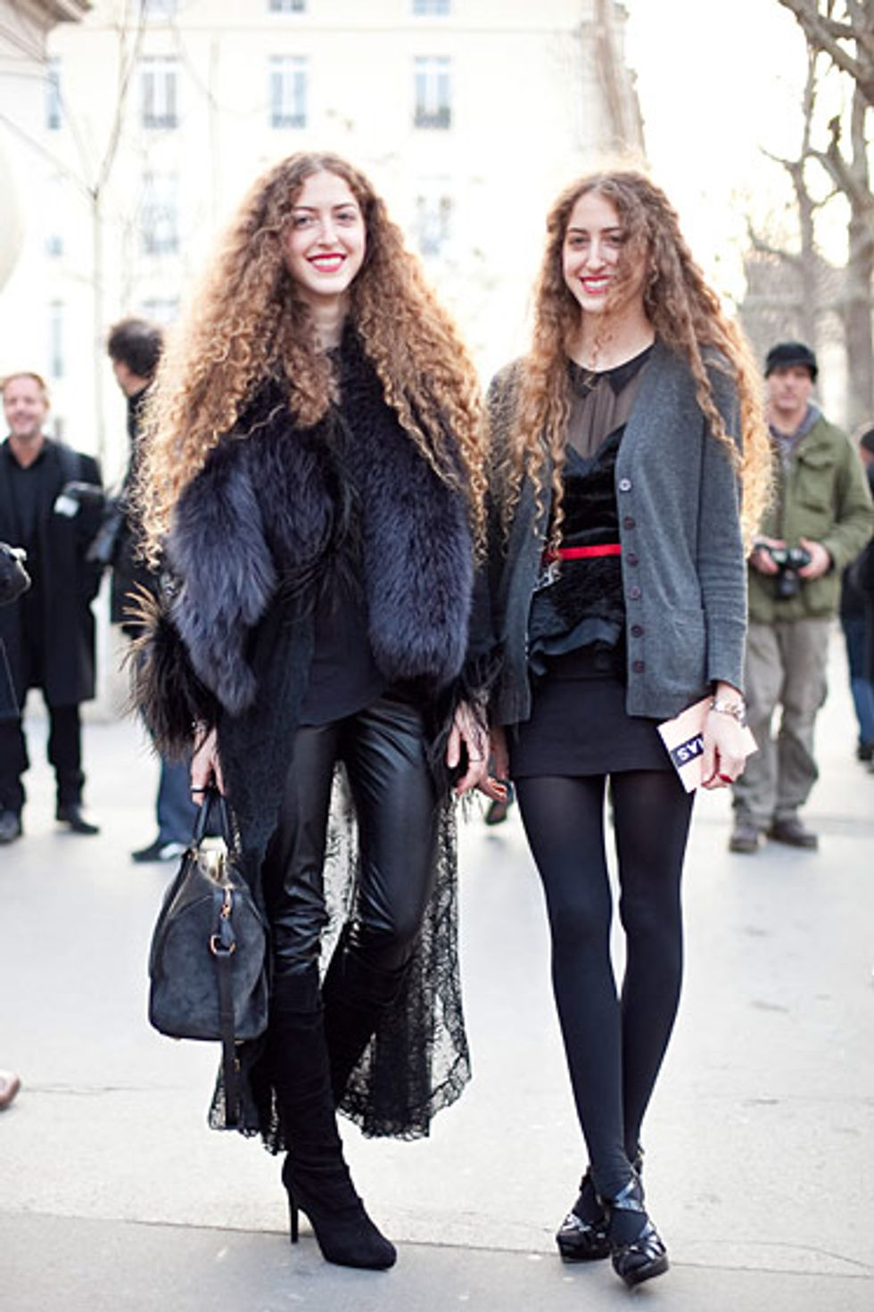 Are the Khadra Sisters the New Clarins Heiresses?