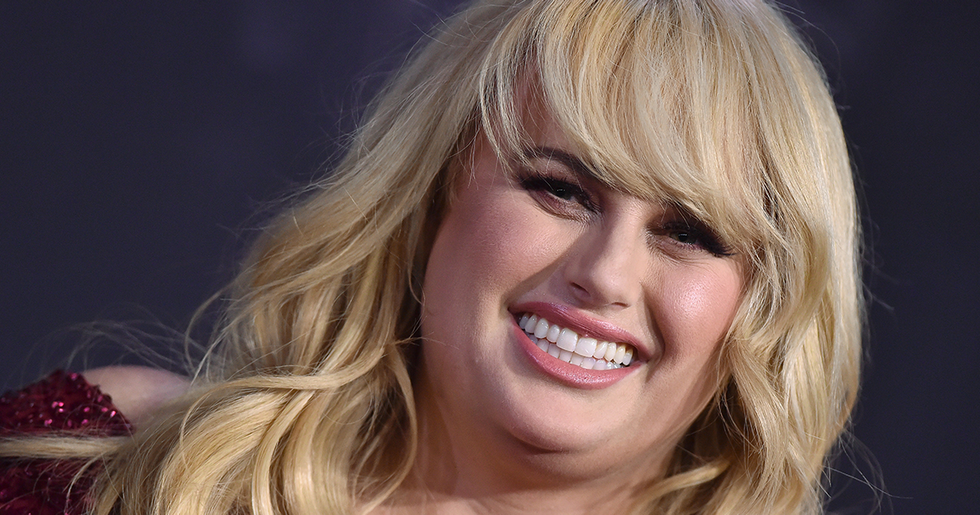 Rebel Wilson is Ultimate Lockdown Weight Loss Goals as She Poses in Skintight Clothes