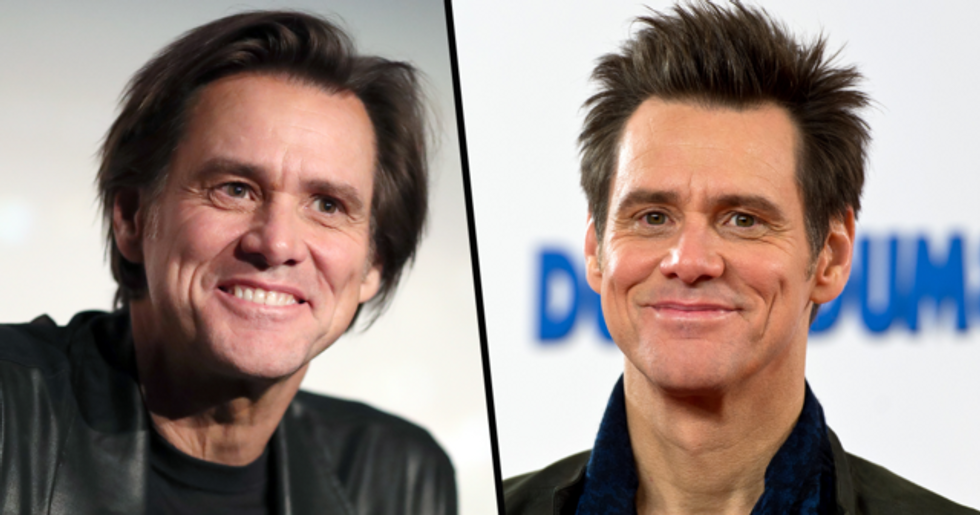Jim Carrey Recalls Terrifying Moment He Was Told He Only Has 10 Minutes Left to Live