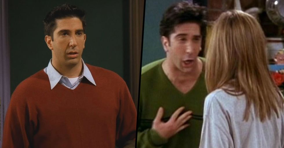 David Schwimmer Finally Settles the 'We Were on a Break' Debate
