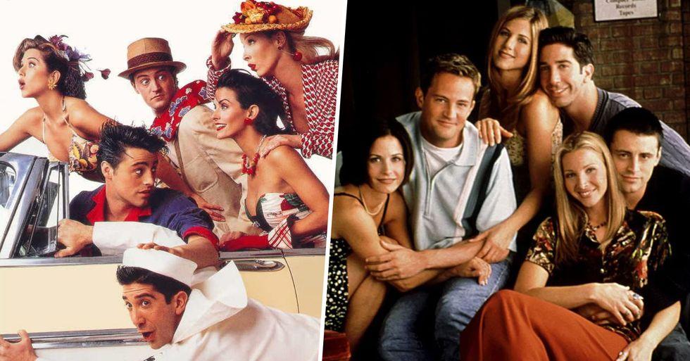 David Schwimmer Says 'Friends' Reunion Could Start Filming Next Month