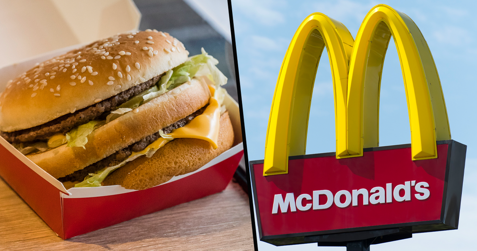 One in 10 Think That Their Partner Eating McDonald's Without Them Is as Bad as Cheating