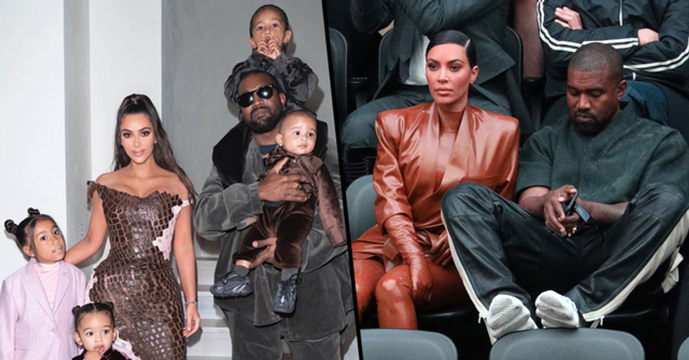 Kim Kardashian Reportedly Meeting With Divorce Lawyers After Kanye West's 'Disgusting' Twitter Rant