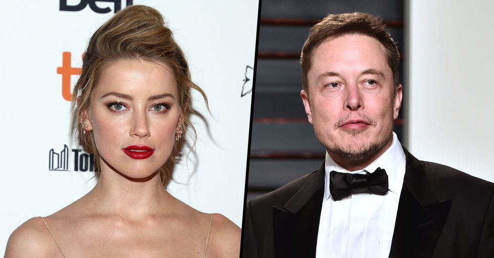 Amber Heard Ghosted Elon Musk and His Texts 'Prove' That It Broke His Heart