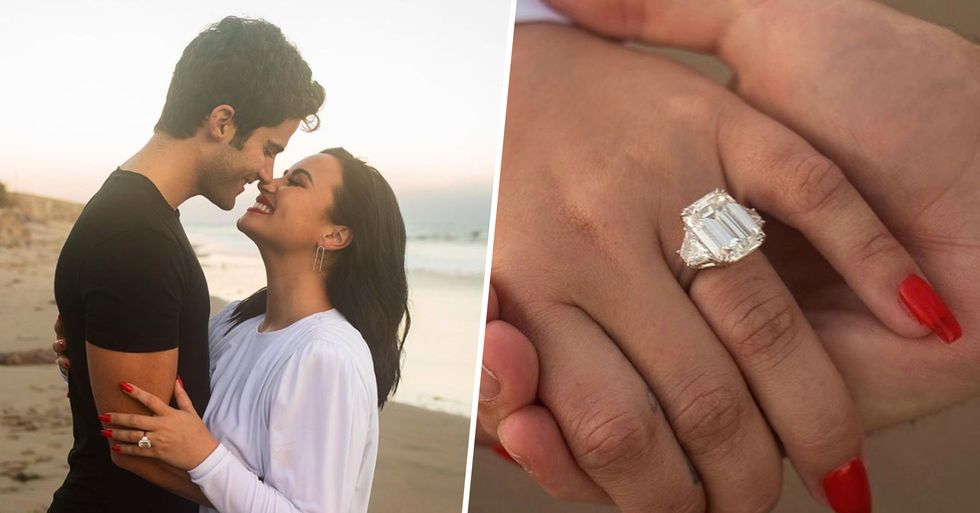 Demi Lovato Announces She's Engaged After 5 Months of Dating