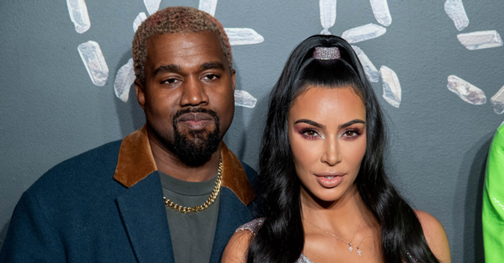 Disturbing Detail In Kim Kardashian's Statement About Kanye Is Infuriating Fans