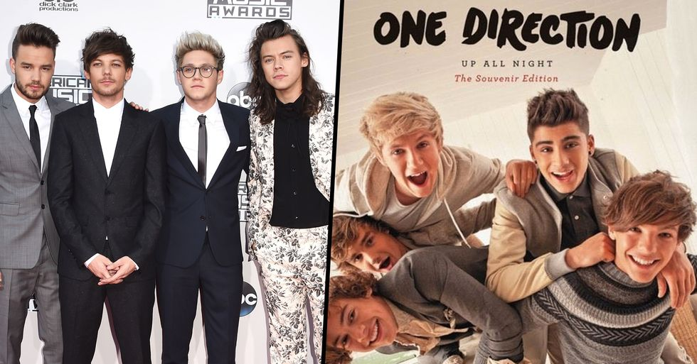 One Direction Just Tweeted for the First Time in Two Years