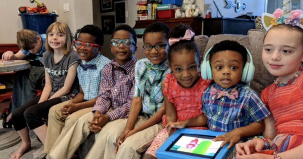 5 Siblings Adopted Together After Spending Time Apart in Foster Case