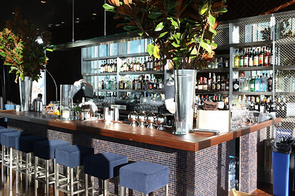 Jimmy at the James Hotel is our Bar of the Week