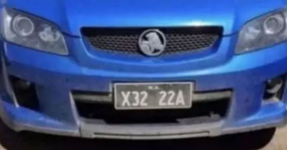 People Can't Stop Laughing at Hilarious 'X32 22A' Number Plate