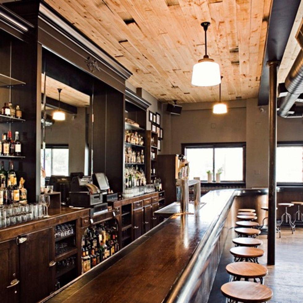 Chicago's New Bar/Inn: Longman & Eagle