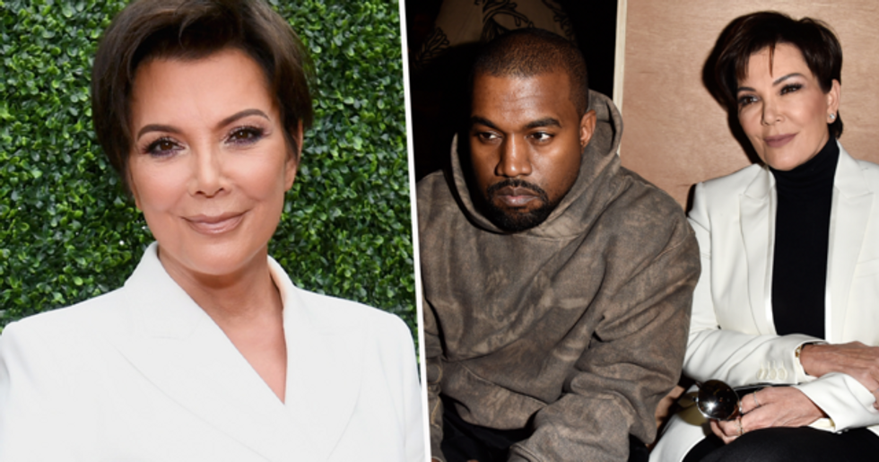 Kris Jenner Breaks Silence After Kanye West Called Her 'Kris Jong-Un'