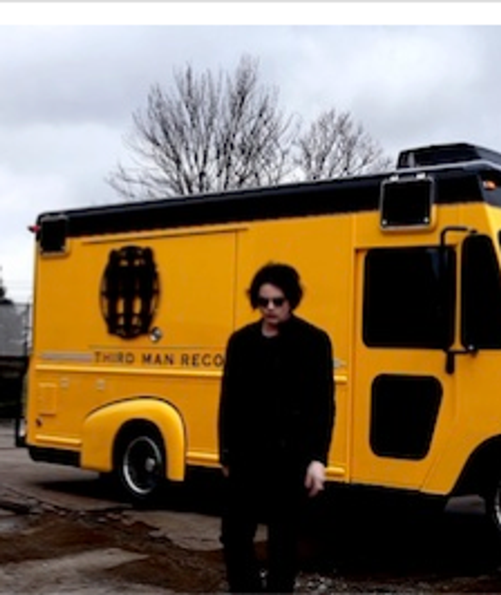 Awesome Pot Brownies + Jack White's Rolling Record Store in Today's Eight Items or Less