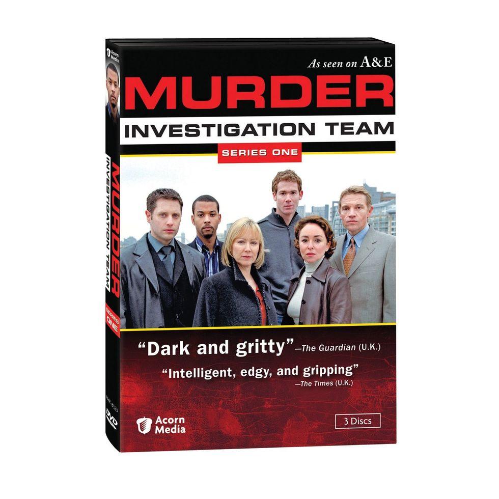 Murder Investigation Team: Season 1 On DVD