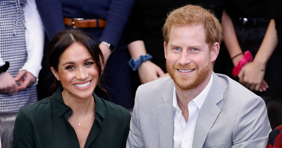 Meghan Markle and Prince Harry Sue Photographer Over Picture of Baby Archie