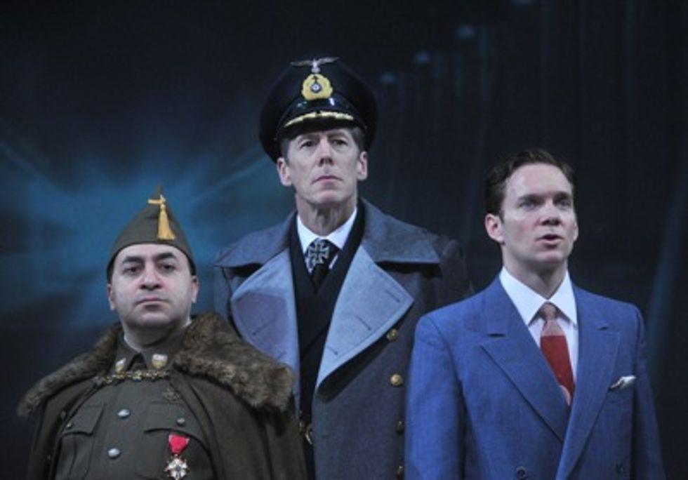 Stage Notes: Spy Garbo