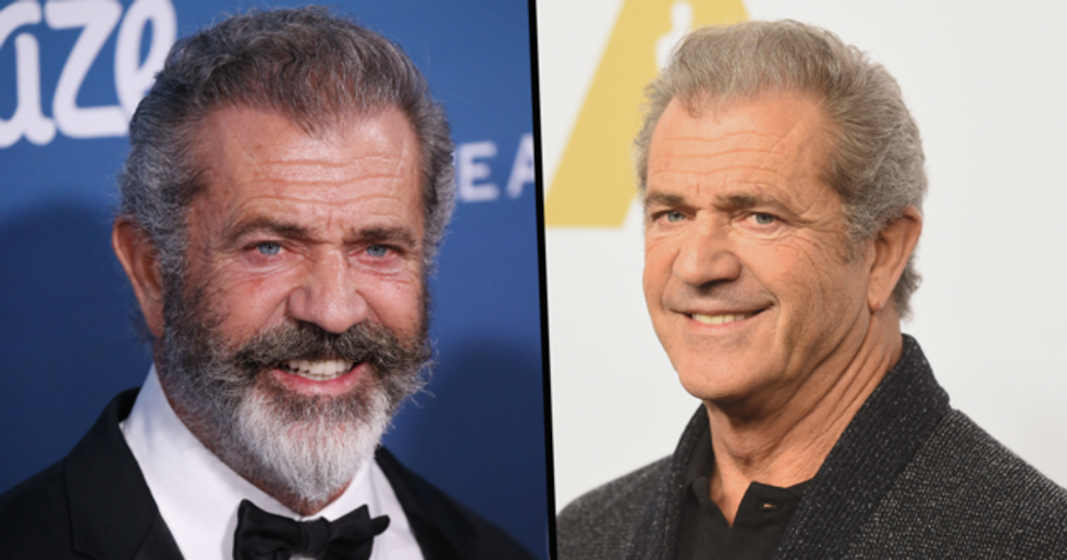 Mel Gibson was Hospitalized After Testing Positive for Coronavirus
