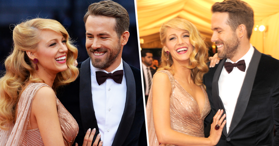 Blake Lively Said She Was Pregnant on Instagram and Ryan Reynolds Had the Best Reply