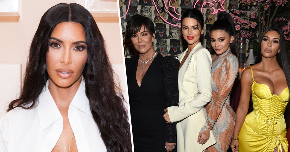 Kim Kardashian Films 'Keeping up With the Kardashians' a Day After Kanye's Twitter Breakdown
