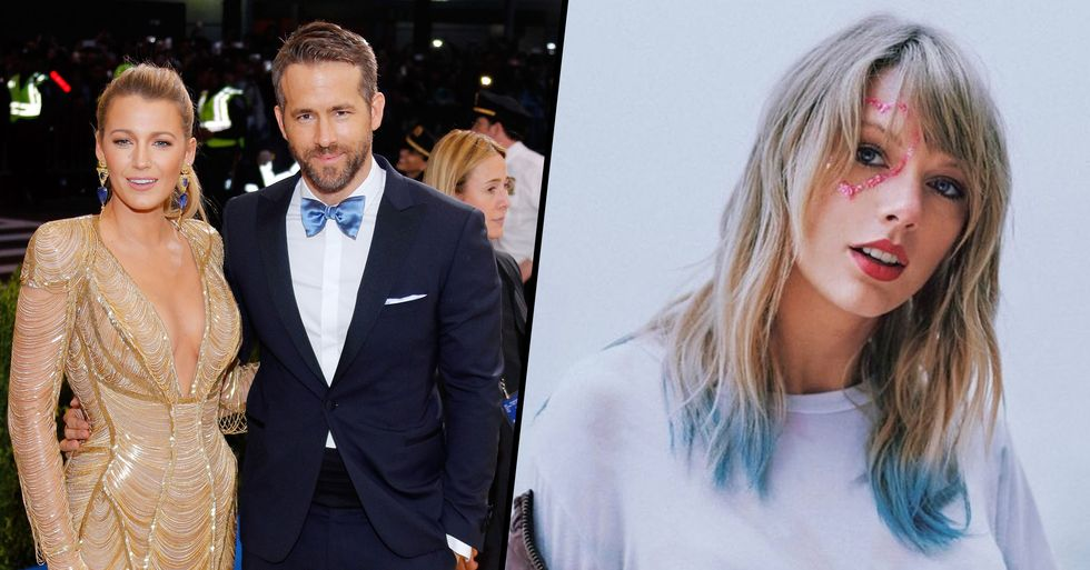 Blake Lively and Ryan Reynolds Let Taylor Swift Reveal Their Baby Name on Her New Album