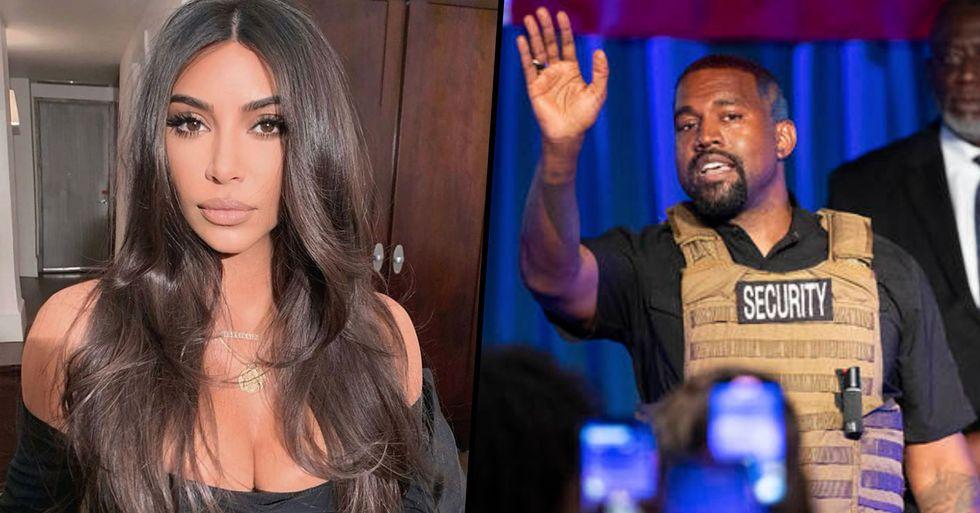 Kanye West Publicly Apologizes to Kim Kardashian After His Breakdown