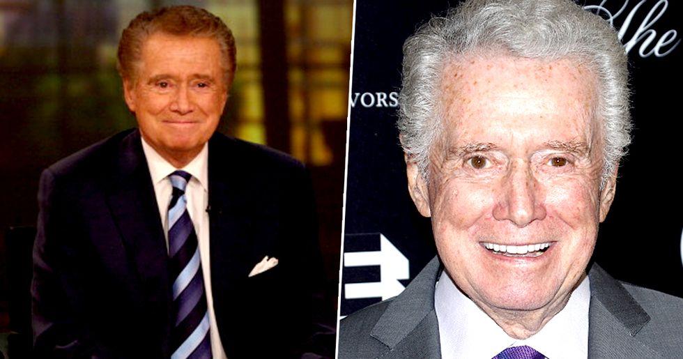 Regis Philbin, Legendary Television Host, Dead Aged 88