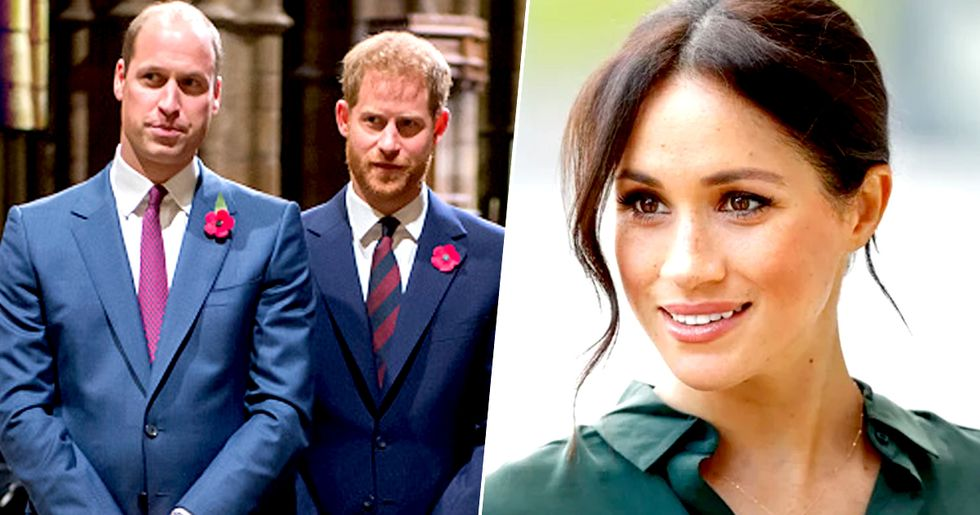 Prince Harry Infuriated by Two Words William Said About Meghan