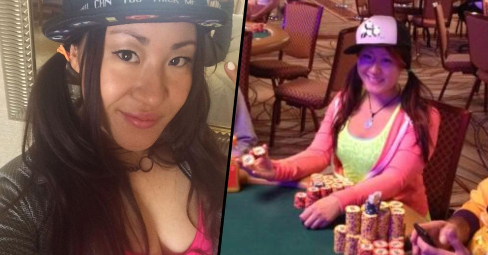 The Body of Professional Poker Player Susie 'Q' Zhao Has Been Found Charred in a Michigan Park