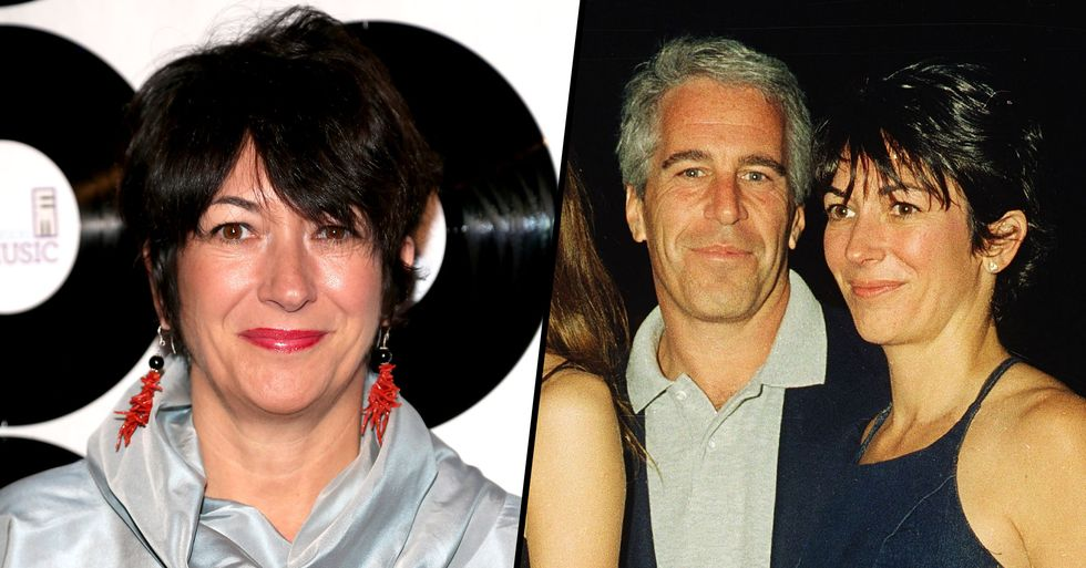 Ghislaine Maxwell's Lawyers Look to Keep X-Rated Evidence From Going Public