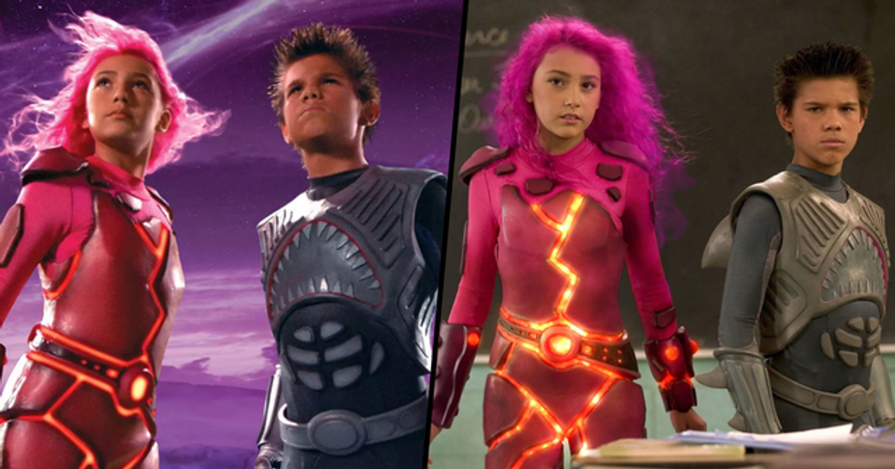 Sharkboy and Lavagirl Will Return as Superhero Parents in New Netflix Movie