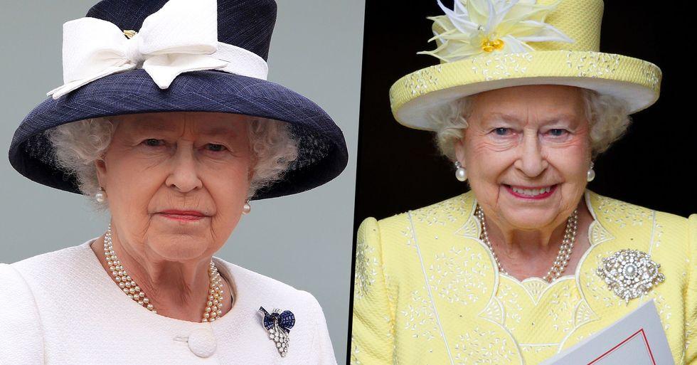 Social Media Trolls Mock 'Horrible' New Portrait of Queen Elizabeth