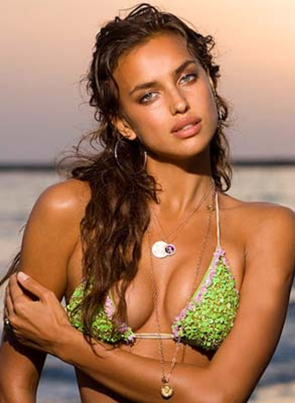 Sonia Rykiel Comes to Your Living Room and SI Cover Girl Irina Shayk Goes to Elite in Today's Style Scraps