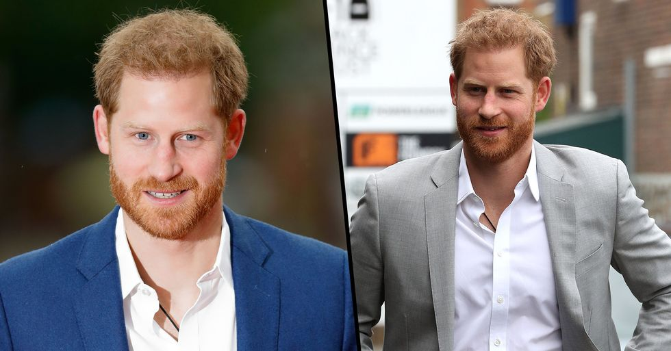People Are Only Just Discovering Prince Harry's Real Name