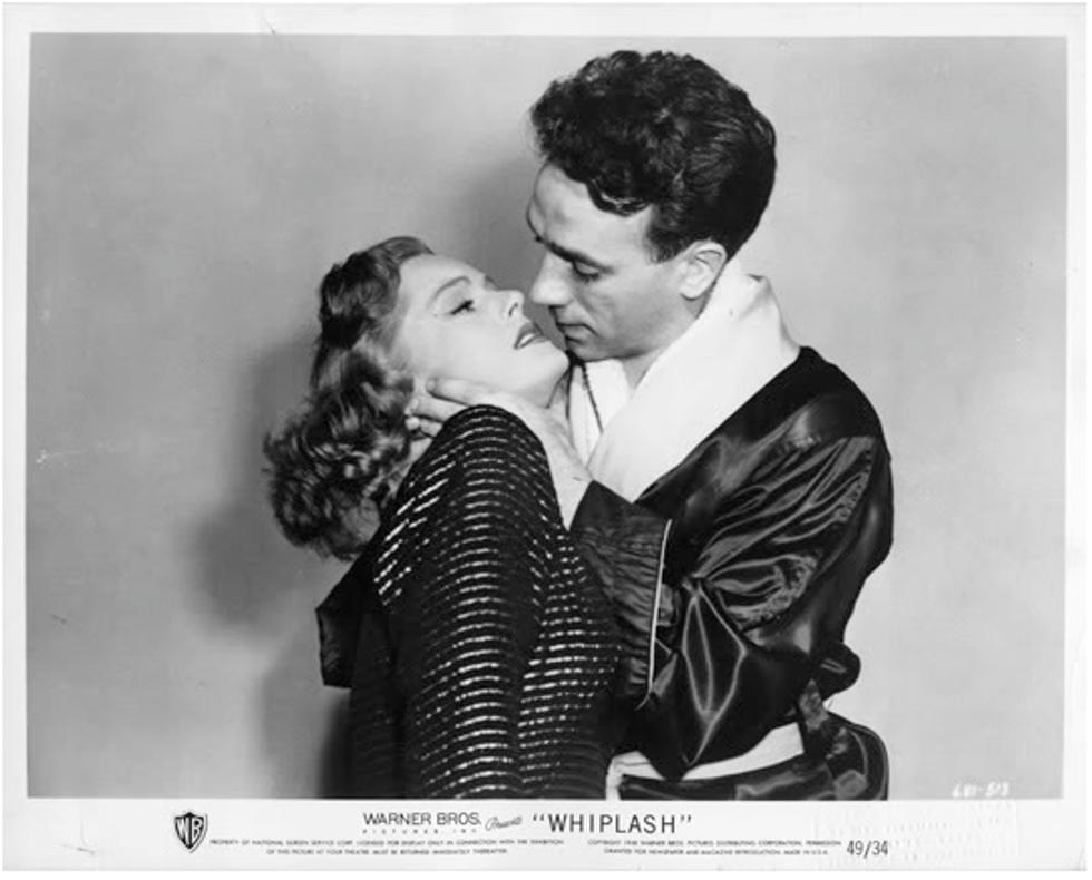Whiplash On Warner Archive DVD