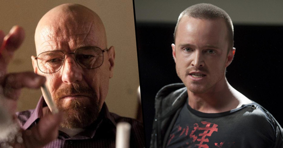 'Breaking Bad' Voted the Greatest TV Show of the 21st Century