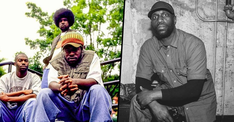 Malik B, Founding Member of The Roots, Dies Aged 47