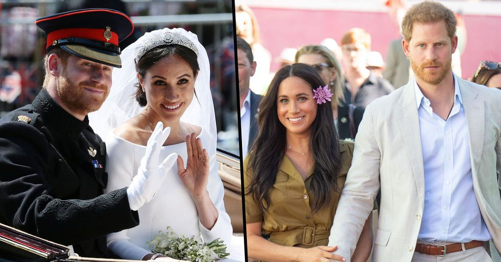 People Are Demanding Meghan Markle and Prince Harry Be 'Exiled From Royals' Amid Public Backlash