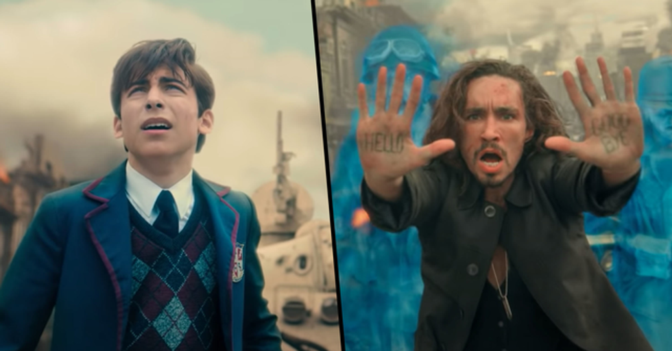 People Have a Huge Problem With the New 'Umbrella Academy' Season 2 Trailer