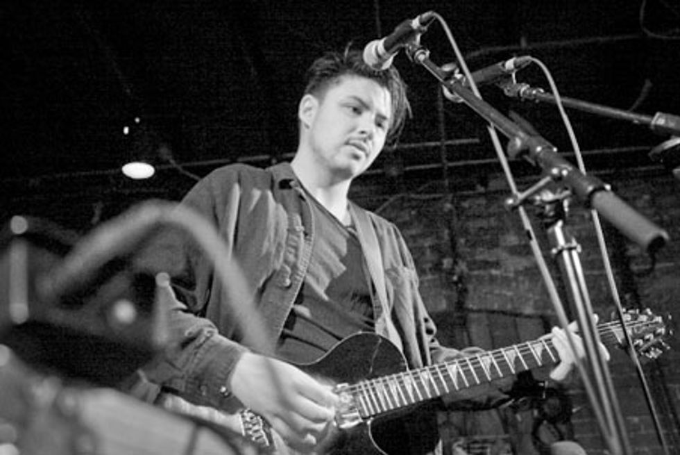 SXSW: Jamie Woon Has the Blues