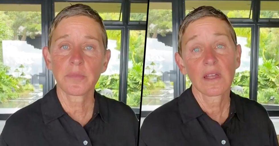 Ellen DeGeneres' Shocking Response To Cruelty Allegations