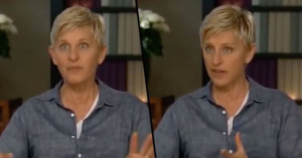 Resurfaced Video Shows Ellen DeGeneres Making a Very Telling Comment About Her Staff